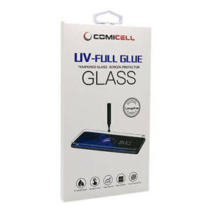 Slika od Folija za zastitu ekrana GLASS 3D MINI UV-FULL GLUE za Huawei P40 Pro/P40 Pro Plus providna (bez UV lampe)