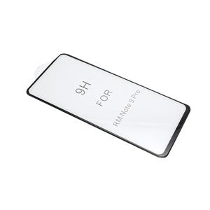 Slika od Folija za zastitu ekrana GLASS 5D za Xiaomi Redmi Note 9 Pro/Note 9S crna
