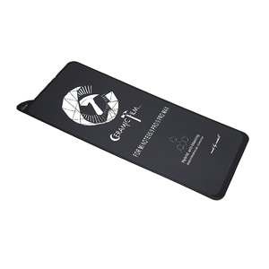 Slika od Folija za zastitu ekrana PMMA za Xiaomi Redmi Note 9 Pro/Note 9S crna