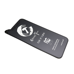 Slika od Folija za zastitu ekrana CERAMIC (PMMA) MATTE za Iphone 12 Mini (5.4) crna