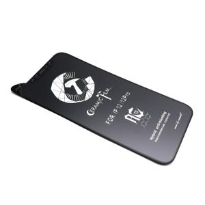 Slika od Folija za zastitu ekrana CERAMIC (PMMA) MAT za Iphone 12/12 Pro (6.1) crna