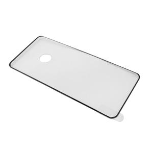 Slika od Folija za zastitu ekrana GLASS 3D MINI FULL GLUE NT za Samsung G998F Galaxy S21 Ultra zakrivljena crna
