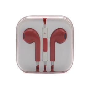 Slika od Slusalice za Iphone 3.5mm crvene