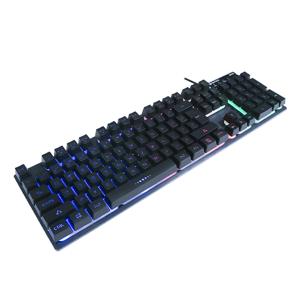 Slika od Tastatura gejmerska zicna K613L FIGHTER II FANTECH