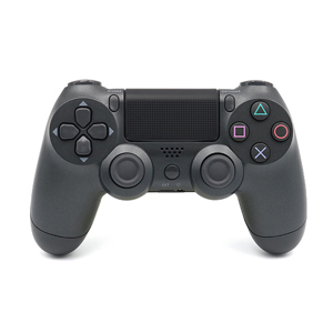 Slika od Joypad DOUBLESHOCK IV bezicni celicno crni (za PS4)