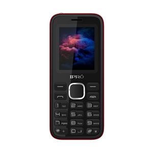 """Slika od Mobilni telefon IPRO A8 mini 1.8"""" DS 32MB/32MB crno-crveni"""