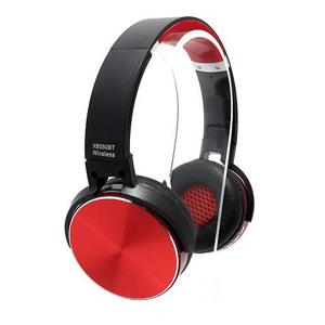 Slika od Slusalice 550BT Bluetooth crvene