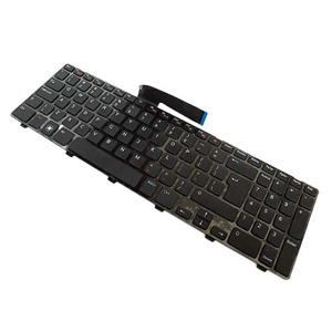 Slika od Tastatura za laptop za Dell Inspiron N5110 crna