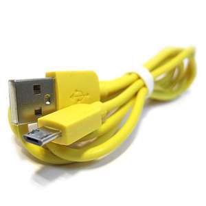 Slika od USB data kabal REMAX RC-006m micro zuti 1m
