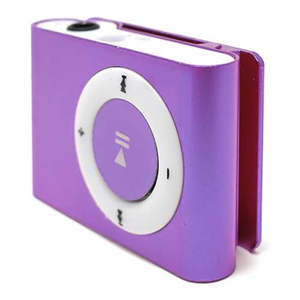Slika od Mp3 player+USB+slusalice ljubicasti