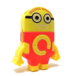 Slika od Mp3 player DESPICABLE crveni